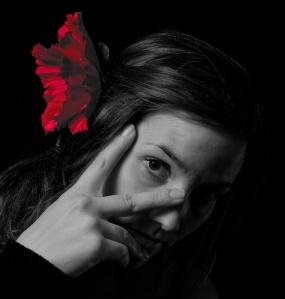 Danica Carlson V-Day 2012