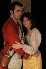 Rochester & Elizabeth Barry (Dan Beaulieu & Constance Witman)