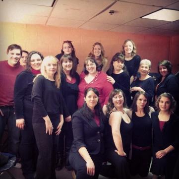 V-Day Rochester 2013 Cast