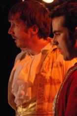 King Charles II & Rochester (Andy Fling & Dan Beaulieu)