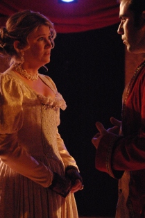 Elizabeth Malet & Rochester (Christine Penney & Dan Beaulieu)