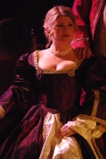 Christine Penney as Elizabeth Malet
