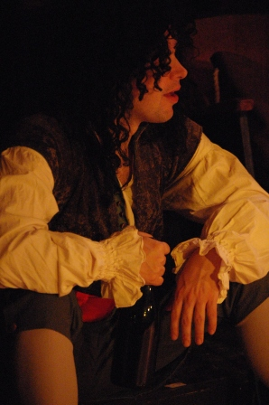 Chris Savage as Tom Alcock