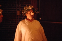 Jamie Bradley as Actor
