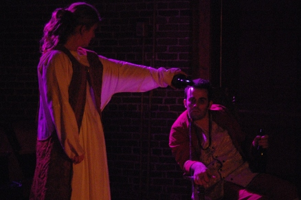 Elizabeth & Rochester (Christine Penney & Dan Beaulieu)