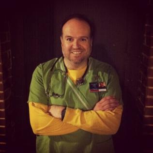 Scott Monahan, RN (Todd Fernald)
