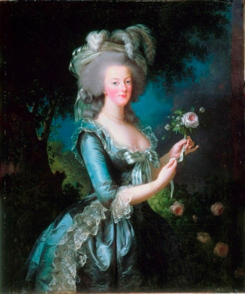 Portrait Rose VigéeLebrun