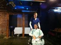 Tech 1 & Vivian (Jacquelyn Benson & Constance Witman)